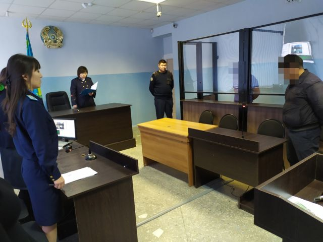 Как из «Народного банка» в Актобе собирались похитить деньги вкладчиков