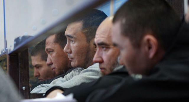 Вернувшиеся из Сирии казахстанцы дают показания в суде