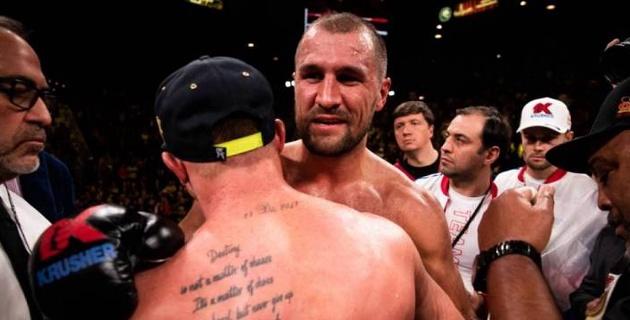 """""""К сожалению, в боксе случались смерти"""". """"Канело"""" испугался за Ковалева после нокаута"""