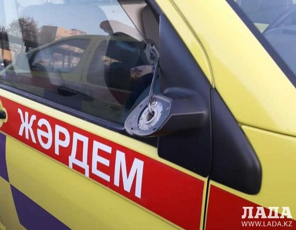 На сотрудников Скорой помощи напали в Актау