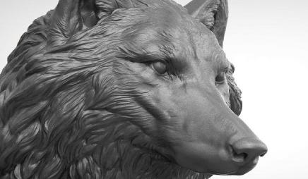 Алматинец предлагает создать девятиметровую скульптуру волка за 74 миллиона тенге