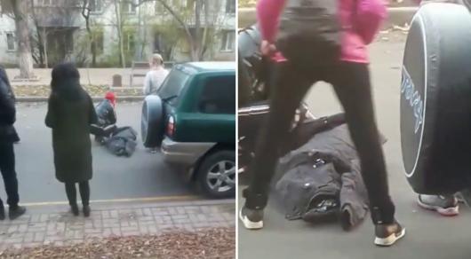 Семилетнюю девочку сбили возле школы в Алматы