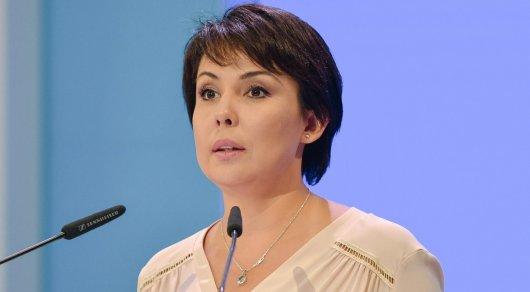 """Аружан Саин обратилась к депутатам: """"Пока вы заседаете, система калечит детей"""""""