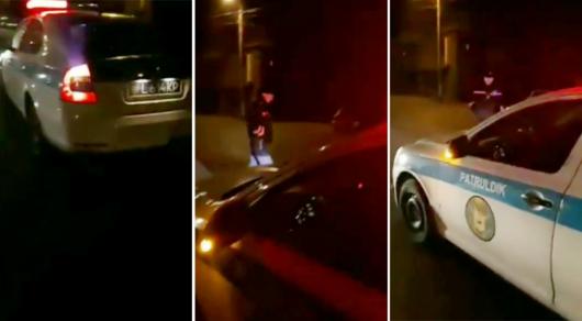 Блогера, снявшего ДТП с патрульным авто, обвинили в неповиновении полиции