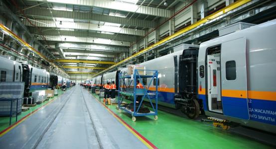 КТЖ отказался от дальнейшей закупки вагонов «Тулпар-Тальго»