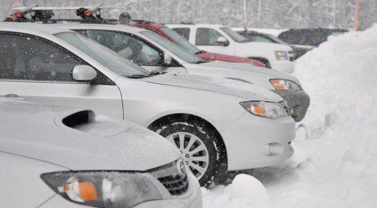 """Как не дать машине """"замерзнуть"""" рассказал автоэксперт"""