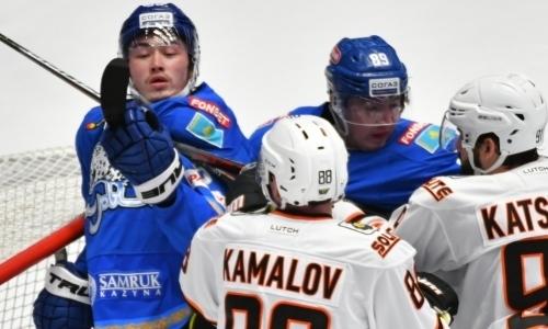 Просто позор. «Барыс» дома проиграл аутсайдеру и продлил ужасающую серию в КХЛ