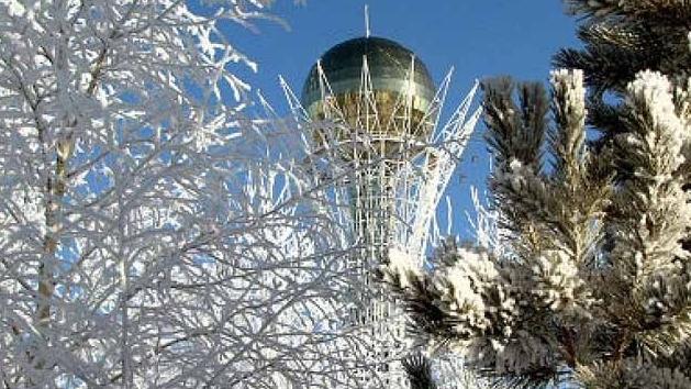 Дождь, снег, гололед обещают синоптики 2 декабря на большей части территории Казахстана