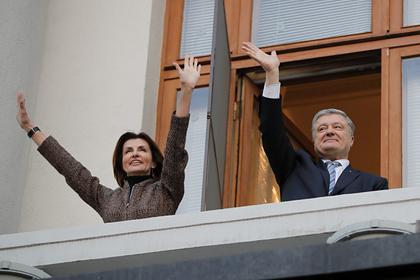 Украина потратит на фонд жены Порошенко 150 миллионов гривен из бюджета