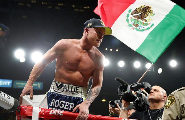 Канело: «Мое уважение Ковалеву. Хочу подарить Мексике еще больше побед»