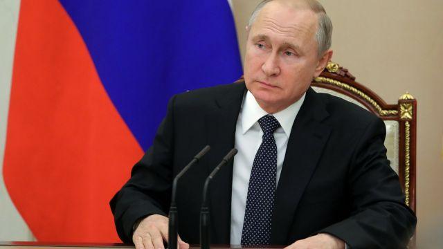 Путин прокомментировал предложение встретиться с Зеленским в Казахстане