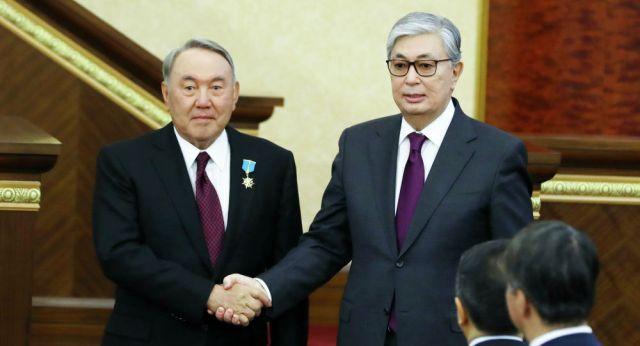 Назарбаев поручил своему заместителю продвигать послание Токаева