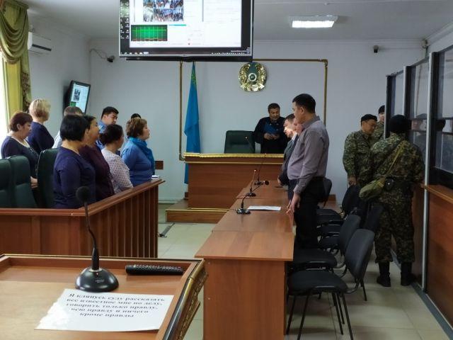 Суд присяжных вынес вердикт по убийству отверткой в Петропавловке