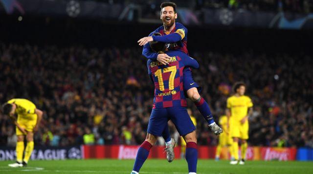 Лига чемпионов 2019 – обзор матчей 27.11.2019