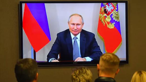 """Путин и Си Цзиньпин дали старт поставкам газа в Китай по """"Силе Сибири"""""""