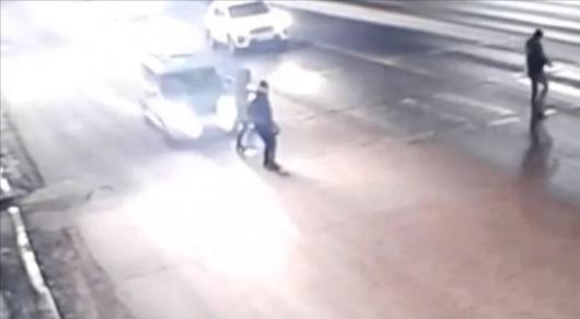 Угнавший такси и сбивший насмерть женщину был дважды судим