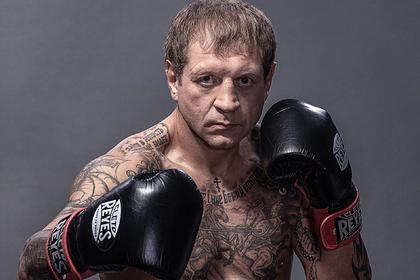 Боец-чемпион поглумился над Александром Емельяненко