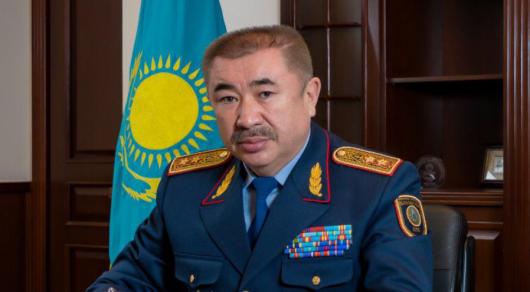 """""""Почему не выполнил указания?"""" Тургумбаев отчитал главу полиции Алматинской области"""