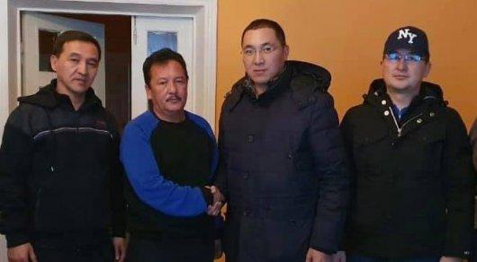 """""""Я не сдержался"""" - начальник полиции Туркестана о конфликте с учителем"""