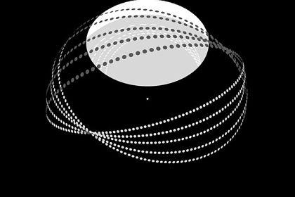 Найден способ построить гигантский звездный двигатель