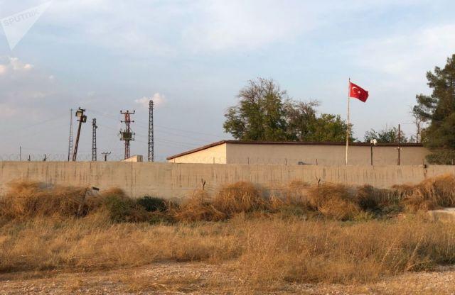 SANA: при взрыве на севере Сирии погибли турецкие военные