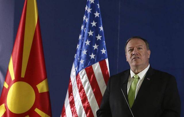 США ратифицировали протокол о вступлении Северной Македонии в НАТО