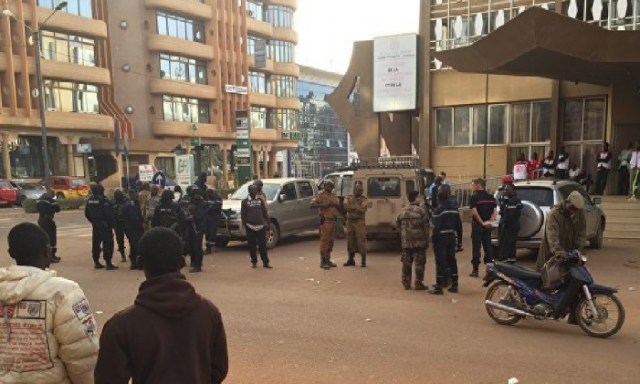 14 человек погибли при атаке на церковь в Буркина-Фасо