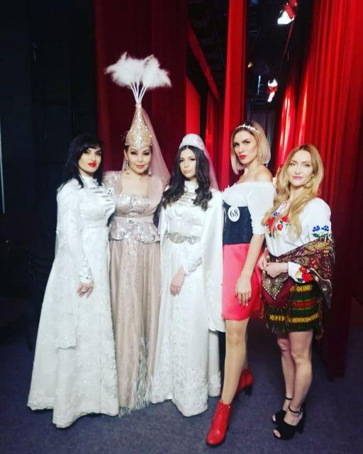 Бывший актюбинский полицейский «Зена» завоевала призовое место на очередном конкурсе красоты