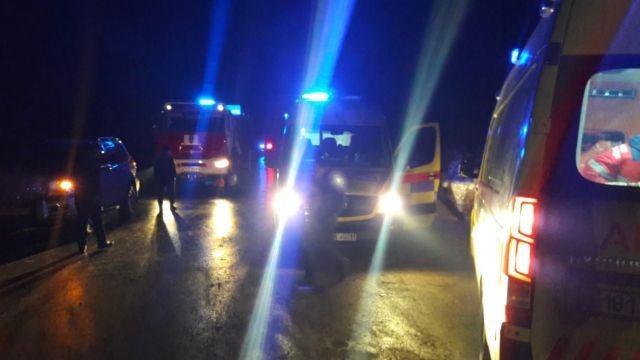 Четыре человека погибли на трассе  в Кызылординской области в ДТП с автобусом