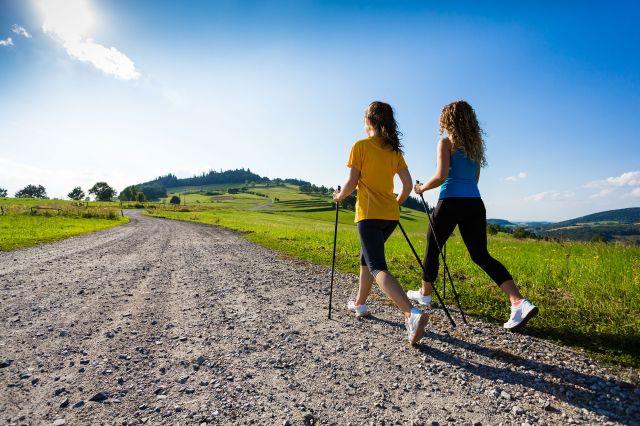 Гулять полезно ‒ но только в том случае, если это делать правильно