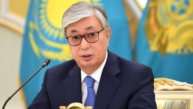 Токаева спросили о митингах и критике Назарбаева