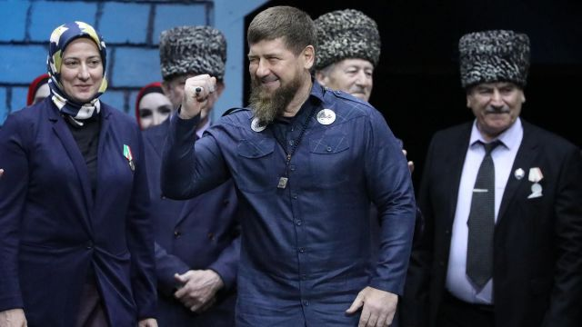 «Не сомневаюсь, что я выиграю». Кадыров серьезно настроен на бой с Емельяненко
