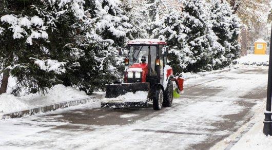 Снег, туман, гололед  обещают синоптики в  Казахстане  13 января