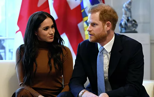 """Елизавета II согласилась с желанием принца Гарри начать """"новую жизнь"""""""
