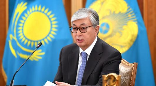 Казахстану нужна новая модель госуправления - Токаев