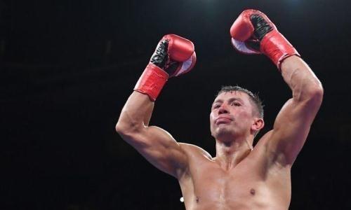 «Этот парень совершенен». Головкин хочет бой с лучшим боксером десятилетия