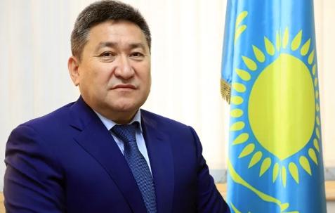 Обязанности Бакауова временно исполняет его первый заместитель