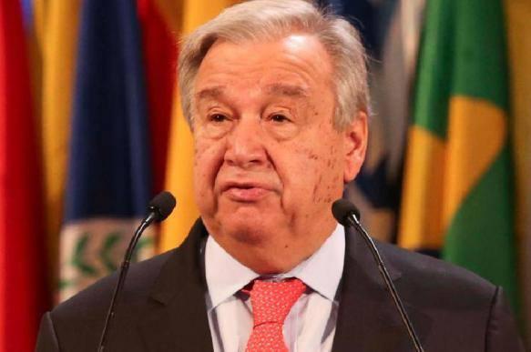 """Генсек ООН назвал новых """"всадников апокалипсиса"""", которые угрожают миру"""