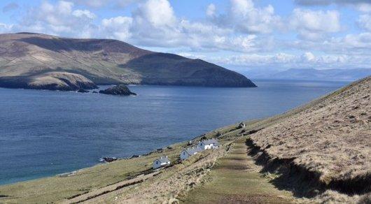 Появилась вакансия для двоих на острове в Ирландии