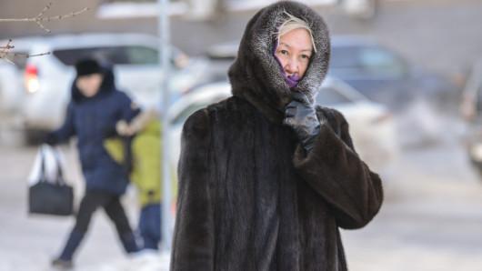 Морозы в Казахстане достигнут минус 35