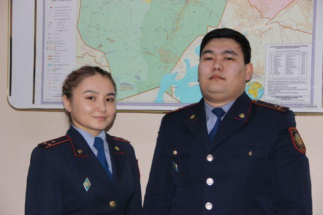 Лучших следователя и дознавателя определили в Актюбинской области