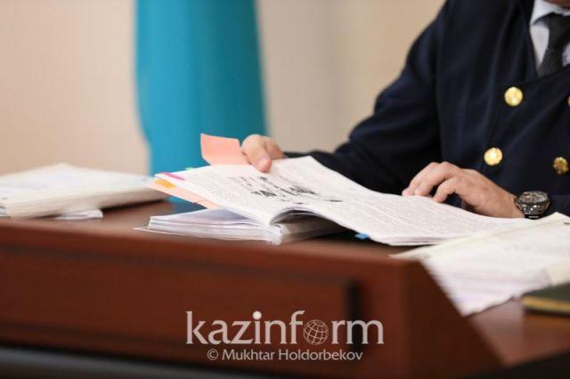 В Актюбинской области прокурор оштрафован за проникновение в заповедник