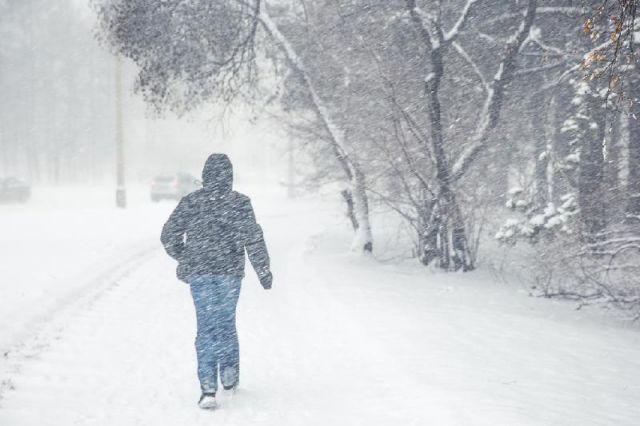 Снег ожидаются в Казахстане 15 января