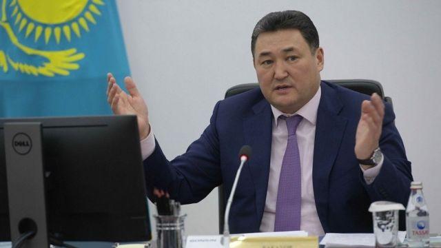 КНБ: в отношении акима Павлодарской области Бакауова заведено уголовное дело