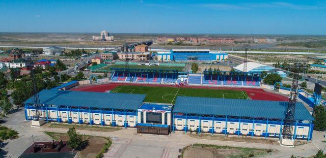 """""""Астана"""" будет принимать домашние матчи в Кызылорде"""