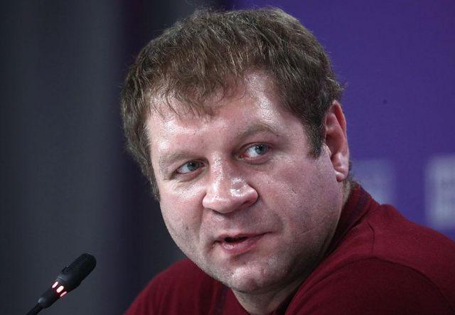 Причина ареста Емельяненко на Кубани