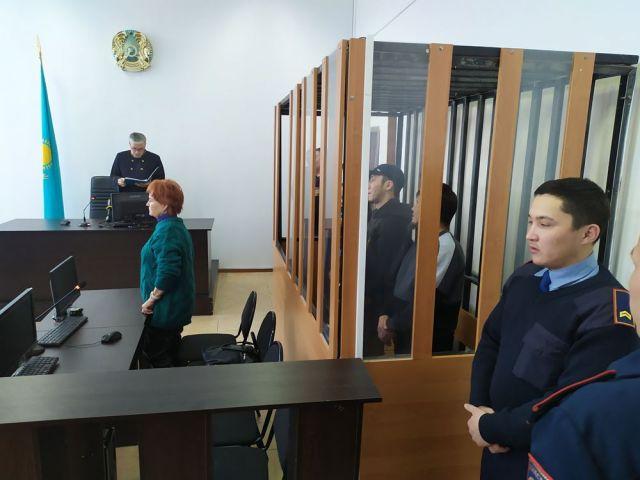 Троих актюбинцев осудили за пропаганду терроризма