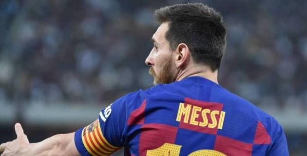"""СМИ сообщили о драке Месси на тренировке """"Барселоны"""""""