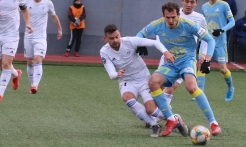 Назван самый агрессивный клуб Казахстанской Премьер-Лиги