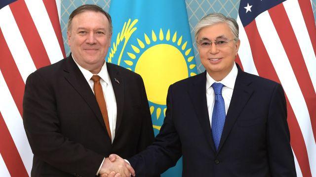 Как визит Госсекретаря США повлияет на отношения Казахстана с Россией